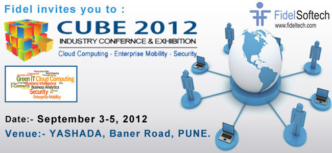 Cube-2012, Pune Invitation