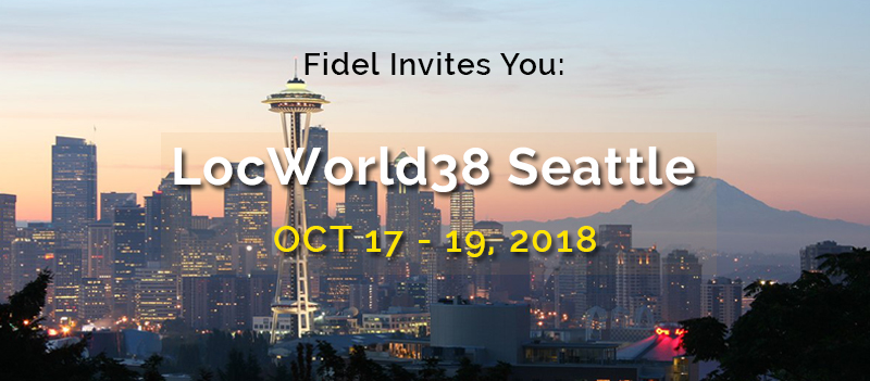 LocWorld Seattle Banner