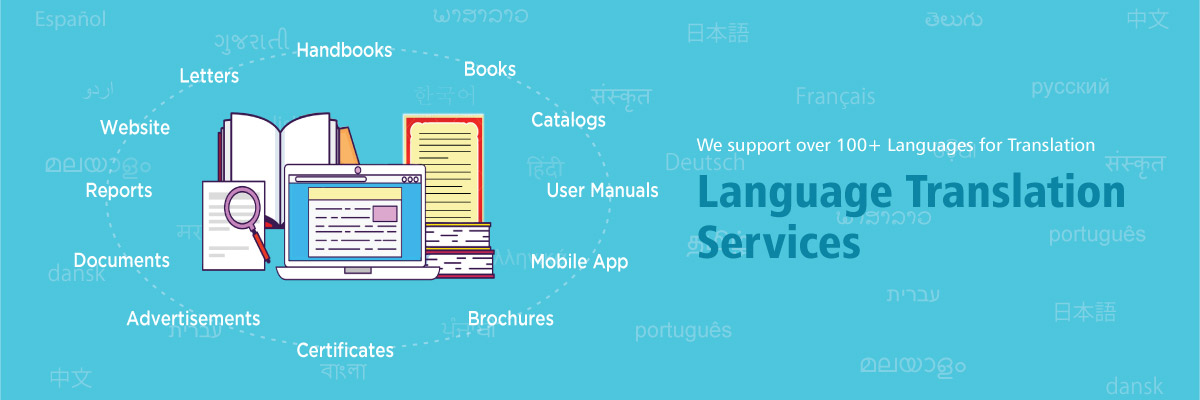 Language Translation Services – Fidel Technologies