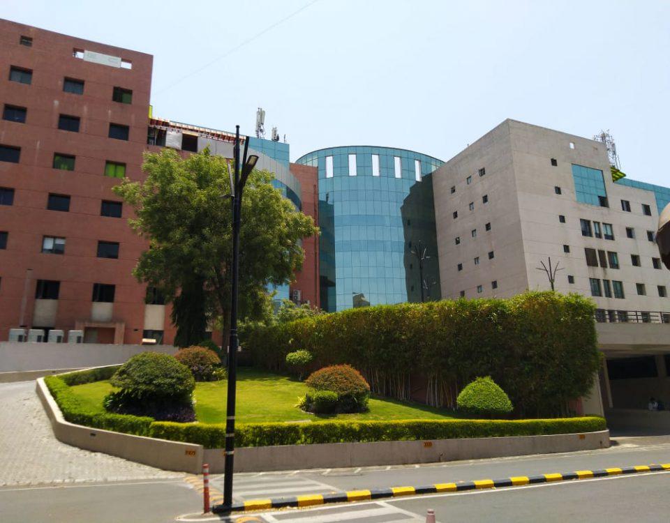 Fidel India relocated to a new development center