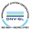 Fidel ISO Certification DNV GL