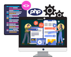 PHP Application Development Support and Maintenance, Fidel