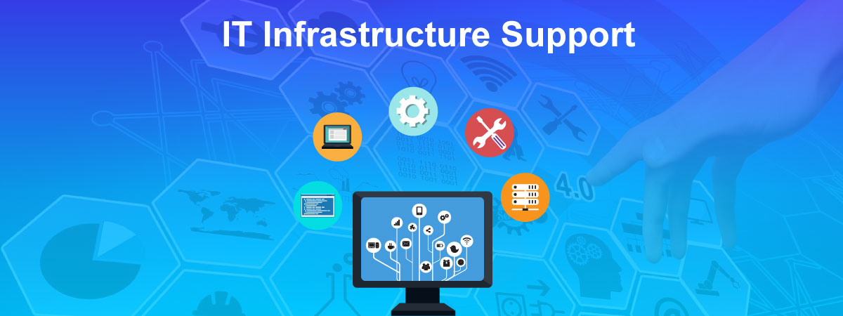 IT-Infrastructure-support