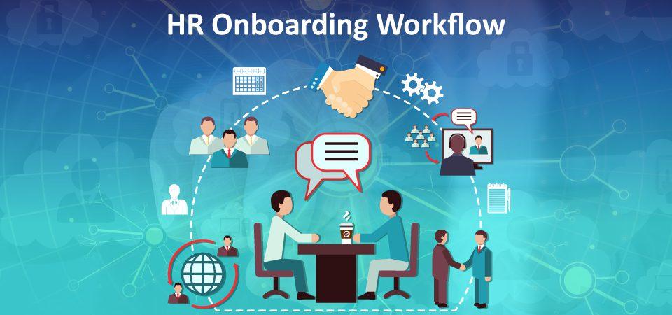 HR Onboarding Workflow, Fidel