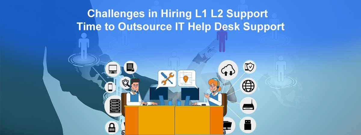 Challenges in Hiring L1 L2 Support, Fidel