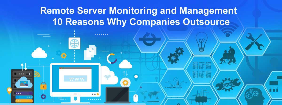 remote server monitoring management services japan