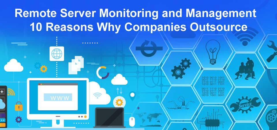 remote server monitoring management services japan