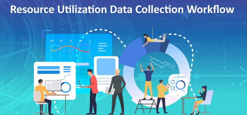 Resource Utilization Data Collection Workflow