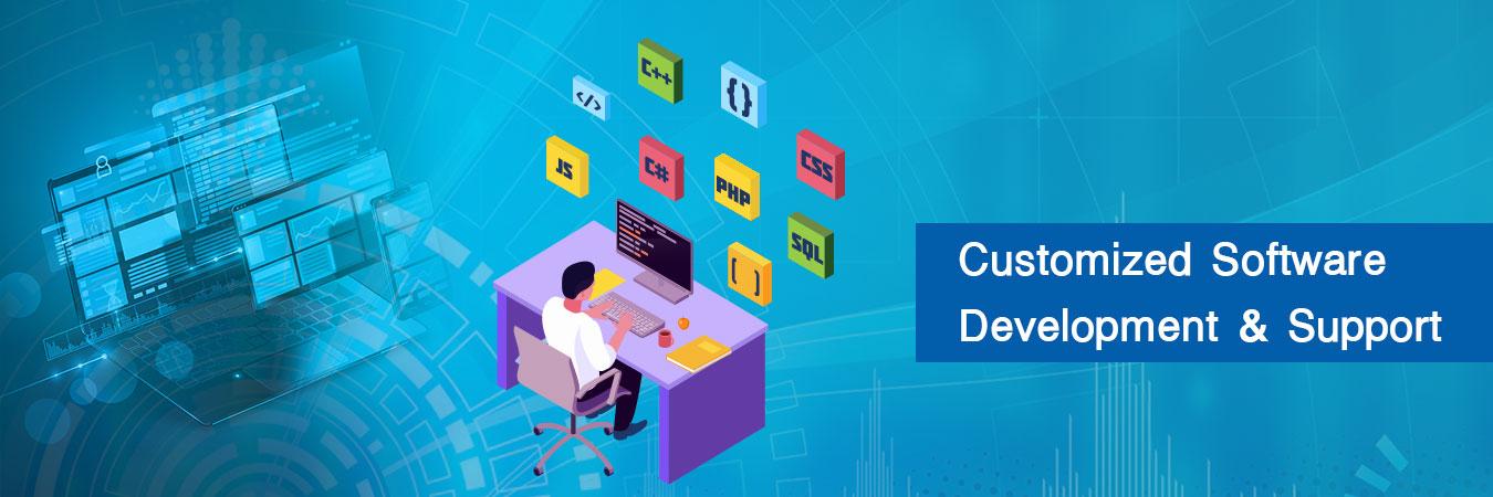 Customized Software Development & Support, Fidel